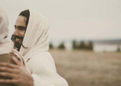 jesus caminhando com você