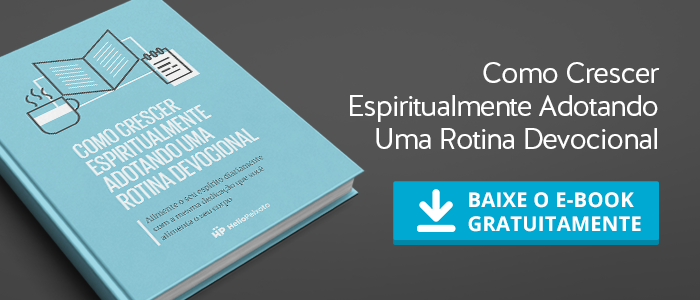 Ebook Rotina Devocional